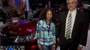 2013 NY Auto Show: 2014 Toyota Highlander Preview