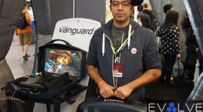 Gaems Vanguard Personal Gaming Environment Preview