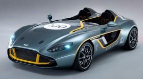 Aston Martin CC100 Speedster Concept Surfaces