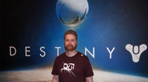 E3 EXCLUSIVE Destiny Interview with Bungie's Eric Osborne