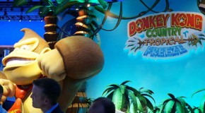 Evolve Exclusive Donkey Kong Country Tropical Freeze Preview