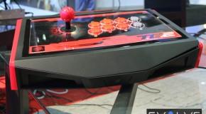E3 Exclusive Mad Catz Arcade Stick Tournament Edition 2 Preview for Xbox One