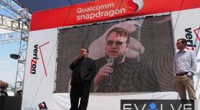 Exclusive Guillermo del Toro Introduces Pacific Rim at Qualcomm E3 Booth