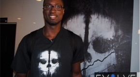 E3 Exclusive Roy Hibbert Talks Call of Duty Ghosts at Activision Booth