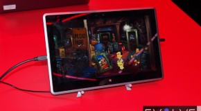 E3 Exclusive Vizio 11-inch Windows 8 Tablet Powered by AMD