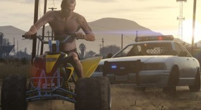 Rockstar Shows Us the Fast Life With New GTA V Screenshots