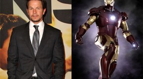 Does Mark Wahlberg Want to Play Iron Man After Robert Downey Jr.?