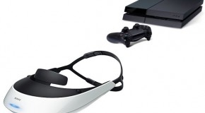 Sony Supposedly Working on PS4 VR Headset
