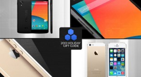 2013 Holiday Gift Guide: The 10 Best Smartphones