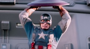 10-Second 'Captain America: The Winter Soldier' Teaser Trailer Surfaces