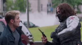 "Apple Unleashes Full 'Captain America: The Winter Solider"" Trailer"