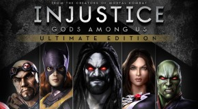 Injustice: Gods Among Us Ultimate Edition Coming to Next-Gen (And Current) Consoles