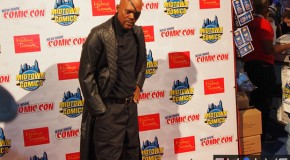 NYCC 2013: 'Avengers' Nick Fury Wax Figure Unveiling (Video)