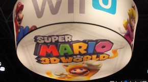 NYCC 2013: Super Mario 3D World Preview at Nintendo Booth