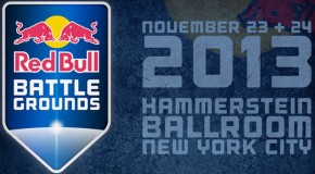 2013 Red Bull Battle Grounds Tournament Hits NYC This Weekend
