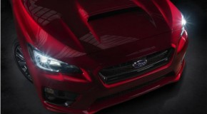 2015 Subaru WRX Leaked and Set for LA Auto Show Debut