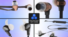2013 Holiday Gift Guide: 10 Best In-Ear Headphones