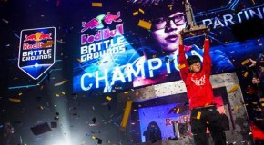 2013 NYC Red Bull Battle Grounds Competition Has Its Champion