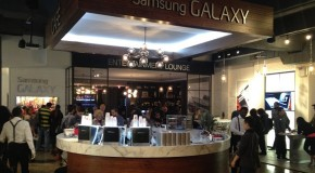 Samsung Opens Up Temp Galaxy Studio Pop-Up Shop in SoHo