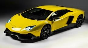 Lamborghini Aventador LP 720-4 50° Anniversario Video Provides In-Depth Look