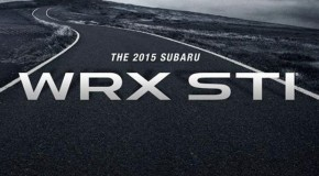 2015 Subaru WRX STI Debuting at NAIAS 2014