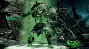 'Killer Instinct' First Look at DLC Character Spinal