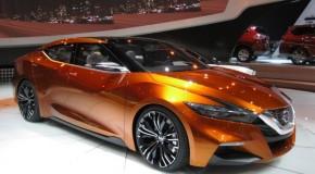 NAIAS 2014: Nissan Sport Sedan Concept
