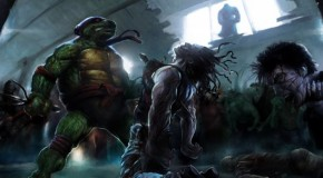 Toys for 'TMNT' Reboot Reveal New Look for Turtles