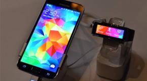 Samsung Debuts Gear Fit Band At Galaxy Studio Pop-Up Shop (Video)