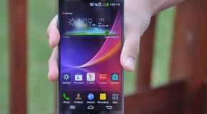 LG G Flex Review