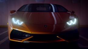 Lamborghini Huracan Trailer Released Ahead of Geneva Motor Show 2014