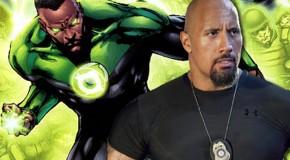 "Dwayne ""The Rock"" Johnson Clears Up Green Lantern Rumors"