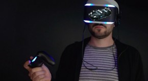 One of the First PS4 Project Morpheus Games to be a Racer