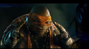 "IT'S HERE: ""Teenage Mutant Ninja Turtles"" Trailer!"
