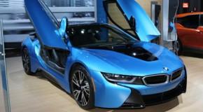 2014 NY Auto Show: BMW i8 Hybrid Supercar Preview (Video)