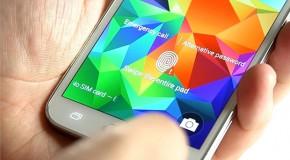 Samsung Galaxy S5 Fingerprint Scanner Susceptible to Hacks (Video)