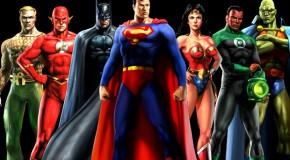 DC Comics Unveils Its Upcoming Cinematic Lineup