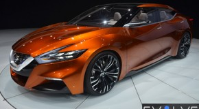 2014 NY Auto Show: Nissan Sports Sedan Concept Preview (Video)