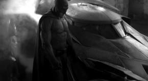 Chris Terrio & Ben Affleck could helm Batman solo film