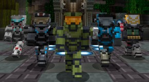 Minecraft Set to Release Halo Mash-Up Pack