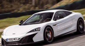 McLaren P13 Could Look Something Like This