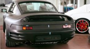 Porsche Showcases 911 V8 Prototype in New Video