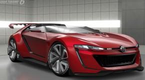 Volkswagen GTI Roadster Vision Gran Turismo Gets Rendered