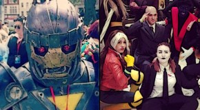 "Awesome Instagram Cosplay Photos From the #XMenLive ""Days of Future Past"" Global Premiere"