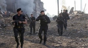 """Second """"Expendables 3"""" Trailer Showcases New Breed of Action Heroes"""