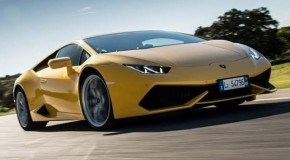 Lamborghini to Develop Huracan LP610-4 Super Trofeo