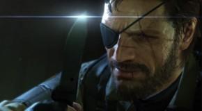 Sony Unveils Epic Metal Gear Solid 5: Phantom Pain Trailer