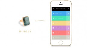 Ringly Looks to Make Smart Jewelry the Next Wearable Trend