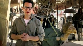 J.J. Abrams is favored to direct Star Wars Episode IX