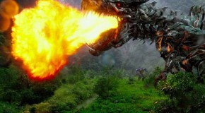"Latest ""Transformers: Age of Extinction"" TV Spot Teases Dinobots Roster"
